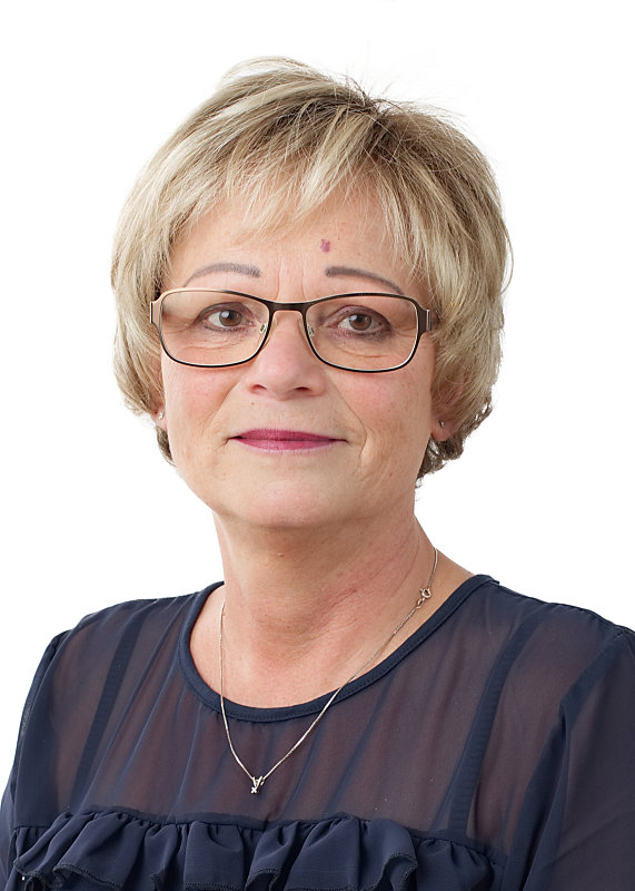 Sekretær Conny Petersen