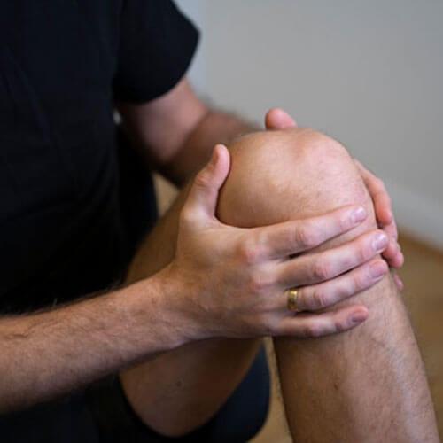 Symptom - Knæsmerter Hebe rygcenter