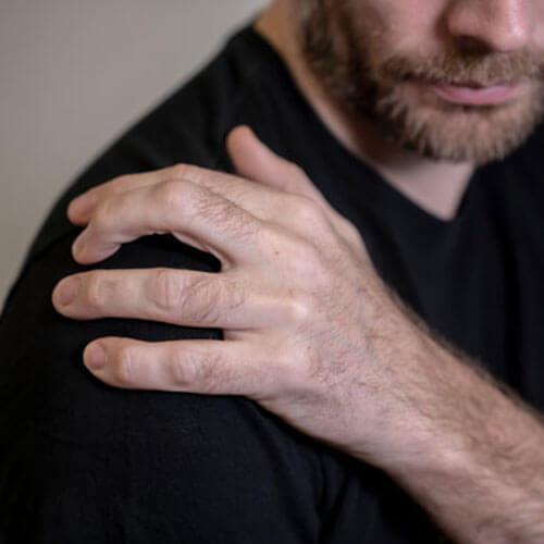 Symptom - Skulder smerte