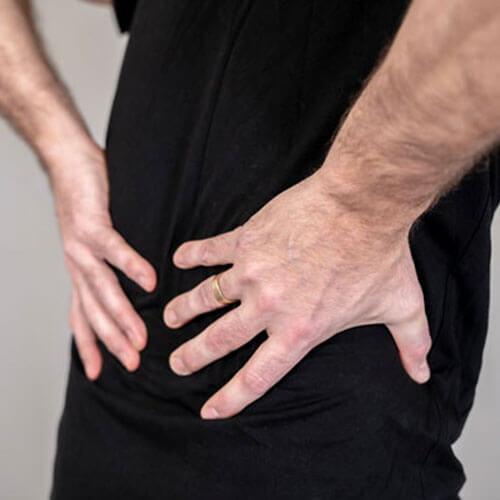 Lændesmerter - Hebe rygcenter